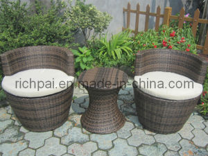 Wicker Garden Furniture Set (RRS024)