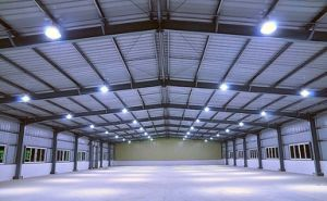 Pre-Engineered Light Steel Structure Building pictures & photos