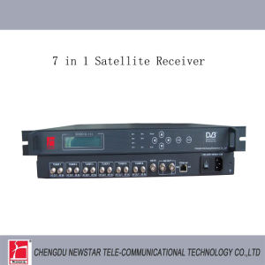 7 in 1 Satellite Receiving Multiplexer (SD3001S-III)