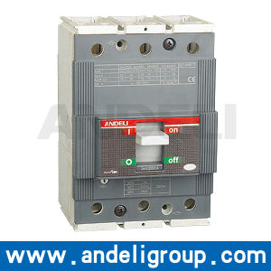 400A MCCB 3p Moulded Case Circuit Breaker (AM3T) pictures & photos