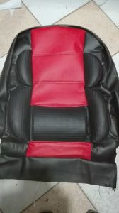 Synthetic 3D Car Seat Cover PU (BT 2097) pictures & photos