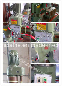 Radial Drilling Machine with Auto Feeding Zq3032 pictures & photos