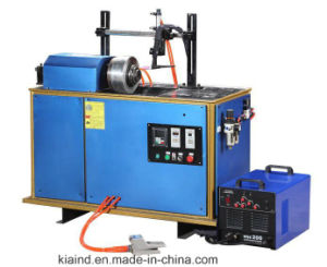 Automatic Argon Arc (Plasma) Circular Seam Welder Thin-Wall Tank Welding pictures & photos