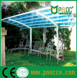 Polycarbonate Sail Portable Sun Shade Sheds, Car Shelters (166CPT)