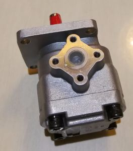 High Pressure Gear Oil Pump Gpy-7 Hydraulic Pump pictures & photos