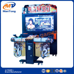 Amazing Shooting Game Machine in HD Screen Rambo Arcade Game pictures & photos
