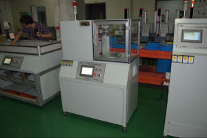 Cable Tester Wire U-Type Bending Testing Machine pictures & photos