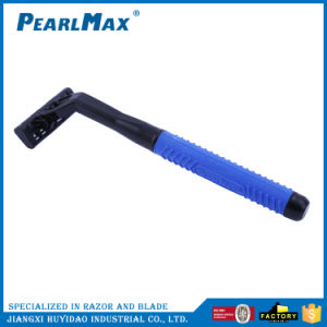 Japanese Best Quality Disposable Shaving Razor Triple Blade Hole Razor pictures & photos