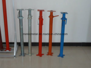 60/48mm Adjustable Scafolding Shoring Props Used Steel Props pictures & photos
