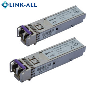 Pair 60 km 10G BiDi WDM SFP SFPPlus plus 60km transceiver module compatible