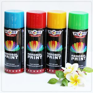 Wholesale Aerosol Waterproof Graffiti Spray Paint Color