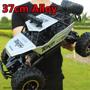 RC Car 4WD Remote Control High Speed off-Road Car Toys pictures & photos
