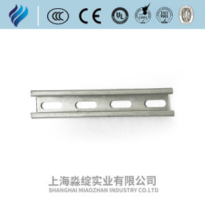 Stainless Steel Slotted C Channel 41X41X2 5 Size on Sale