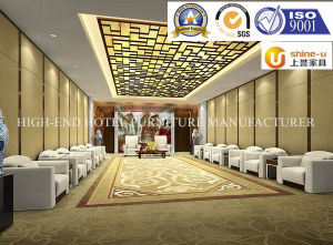 5 Star Hotel Public Area Lobby Furniture Luxury Hall And Restaurat Leisure