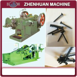 Complete Bolt Screw Making Machine Line pictures & photos
