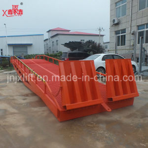 Ramp Container Mobile Loading Yard Ramp Box Truck Ramp for Sale pictures & photos