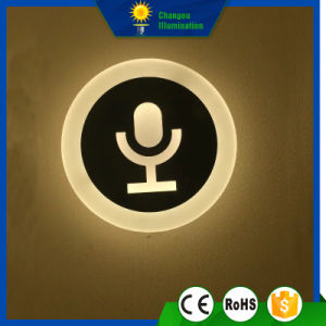18W Modern LED Wall Light