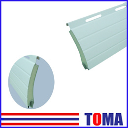 55mm Aluminum Foam Slat, Roller Shutter Slat pictures & photos