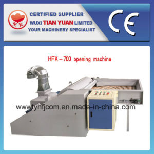 Polyester Stable Fiber Nonwoven Opening Machine with CE Approved (HFK-700) pictures & photos