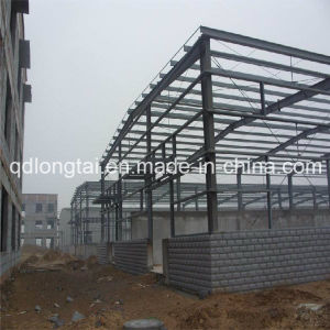 Steel Frame Warehouse with CE Certificate pictures & photos