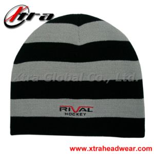 Acrylic Winter Hat (XT-W002) pictures & photos