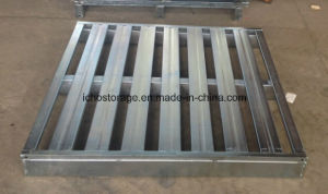 Ce Approved Zinc Plated Steel Metal Pallet Great for Cold Storage pictures & photos