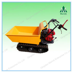 Muck Truck Mini Dumper with Petrol Engine Ce (MAR-300C) pictures & photos