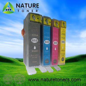 Compatible Ink Cartridge for HP 655XL, 670XL, 685XL pictures & photos