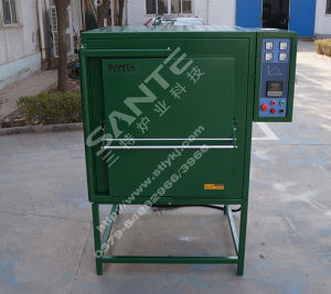 640L Box Type Industrial Electric Furnace for Hardening pictures & photos