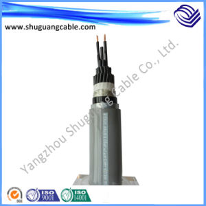 No Smoke/Halogen Free/Sta/PE Insulated/PE Sheathed/Control Cable pictures & photos