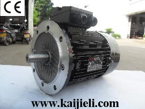 IE2 High Efficiency Three Phase Electric Motor (Black, B5) pictures & photos