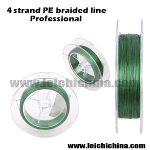 Top Quality 4 Strand Professional PE Braided Fishing Line pictures & photos