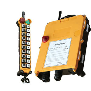 Industrial Wireless Crane Remote Control (F21-20D) pictures & photos