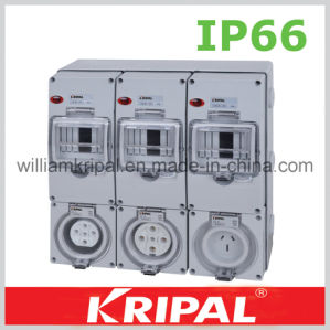 IP66 Waterproof Power Distribution Board pictures & photos