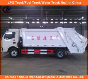Dongfeng 4*2 Compactor Garbage Truck pictures & photos