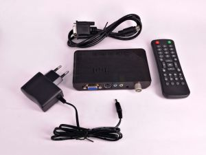 HD TV Tuner Box for LCD pictures & photos