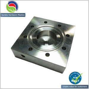 OEM Metal Stainless Steel Machining / CNC Precision Machining Turning Parts pictures & photos