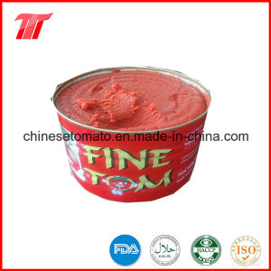 Wholesale Puree Best Quality Tomato Paste with Low Price pictures & photos