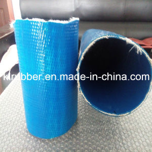 High Pressure TPU Lay Flat Hose for Shale Oil pictures & photos