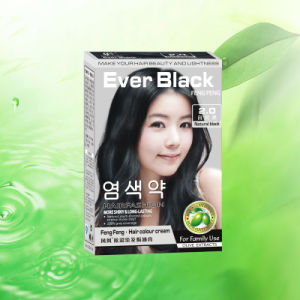 China Halal Non Allergic Hair Color Products Olive Organic Hair Dye