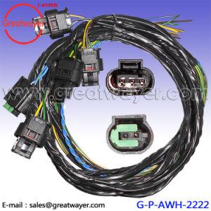 touareg 2 pin vw connector radar wiring harness