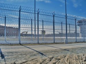 China Military Razor Barbed Wire Fence - China Razor Wire ...