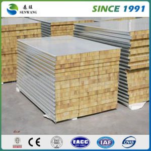Good Quality New Design Wall Warm-Keeping Rock Wool Composite Board pictures & photos