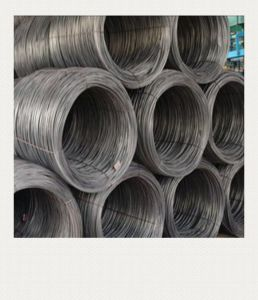 5.5mm Factory Price Low Carbon Steel Wire Rod pictures & photos