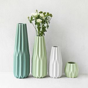 Basic Info & China Modern Design Ceramic Vase Handmade Flower Vase for Home and ...