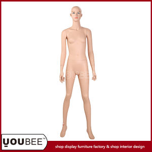 Flexibable Female Fiberglass Mannequins for Sale