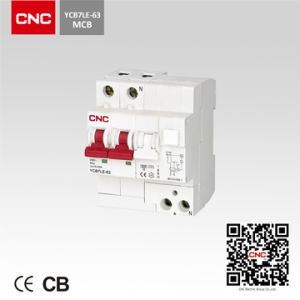 Hot Product Residual Current Circuit Breaker (YCB7LE-1P+N) pictures & photos
