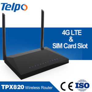 Stock Price IMEI 4 G Dual Mode Wireless Router Security with Firewall