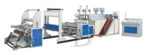 Double-Layer Stretch Film Making Machine (casting film extruder) pictures & photos