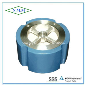 Cast Iron Silent Wafer Type Check Valve pictures & photos